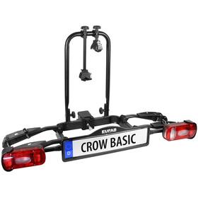 Eufab Crow Basic Portabicicletas para Acoplamiento Remolque